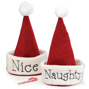 Naughty and Nice  Mystery Christmas Yarn