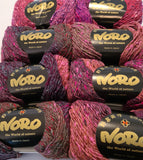 Noro Square in a Square Blanket Knit Kit