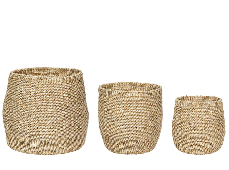 Abaca Leaf Basket