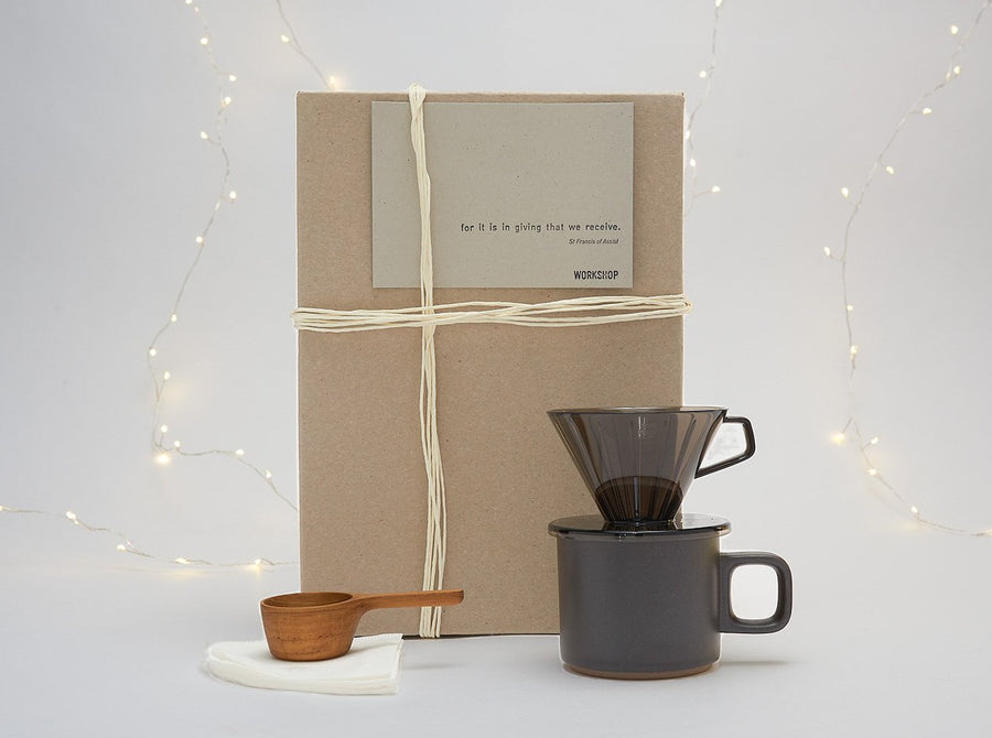 Slow Coffee Gift Box
