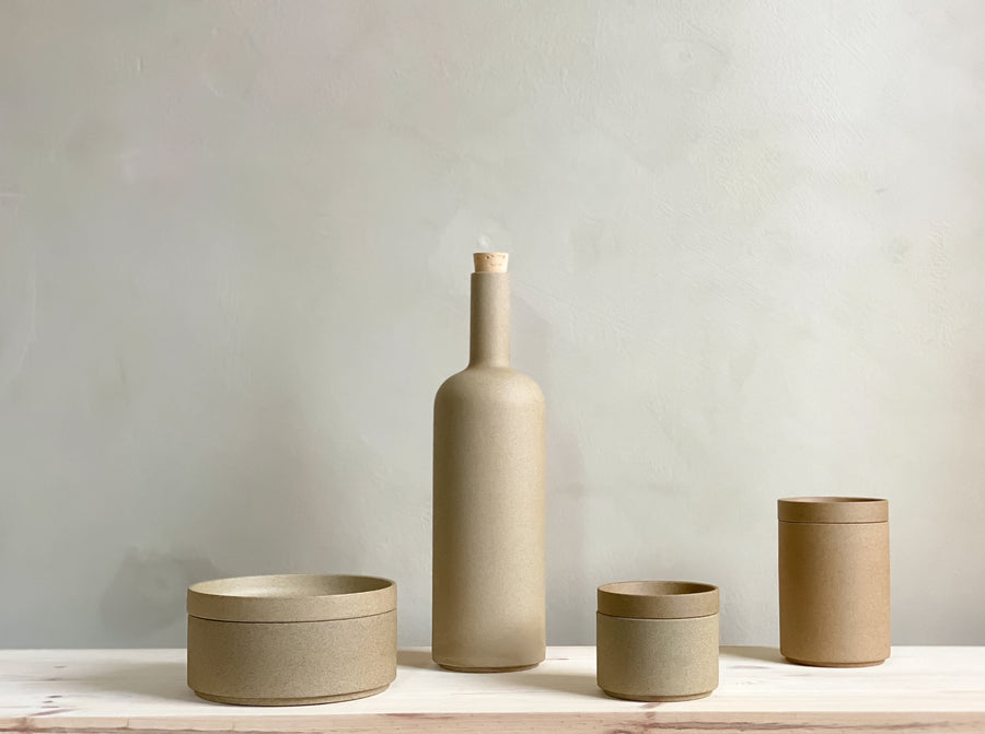 Natural Porcelain Bottle