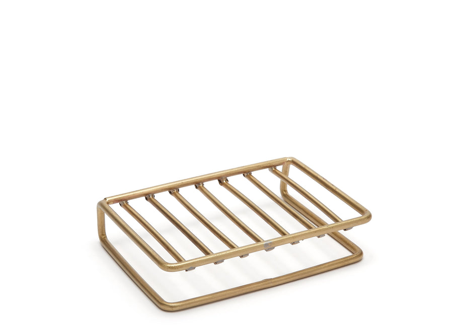 Brass Soap Stand