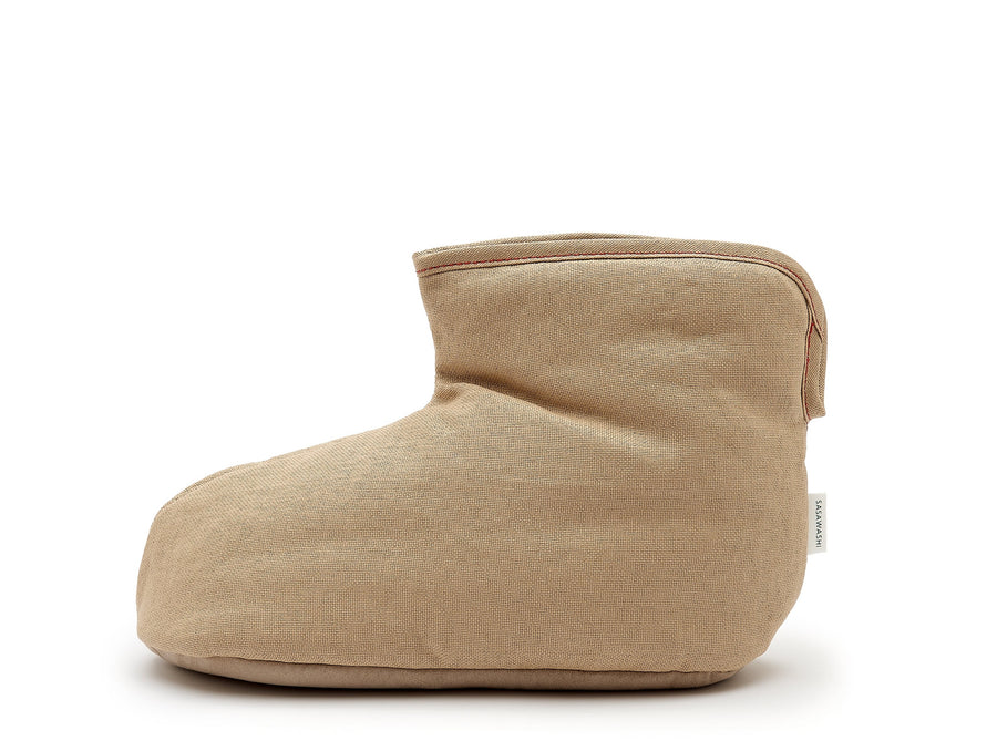 Camel Slipper Boots