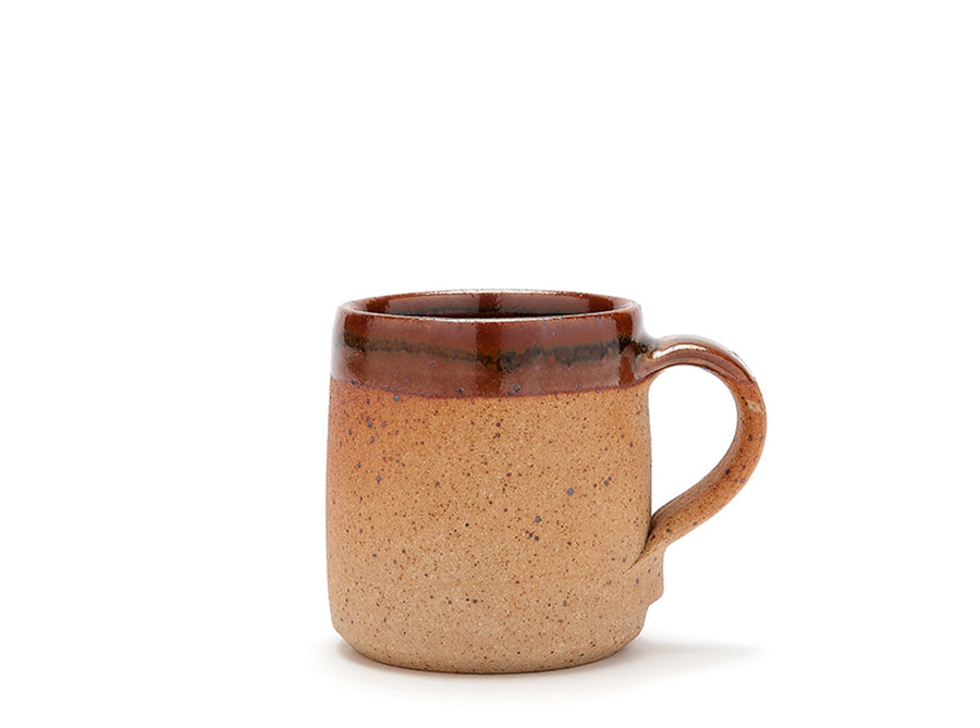Clay Coffee Mug