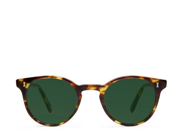 Herbrand Light Turtle Sunglasses