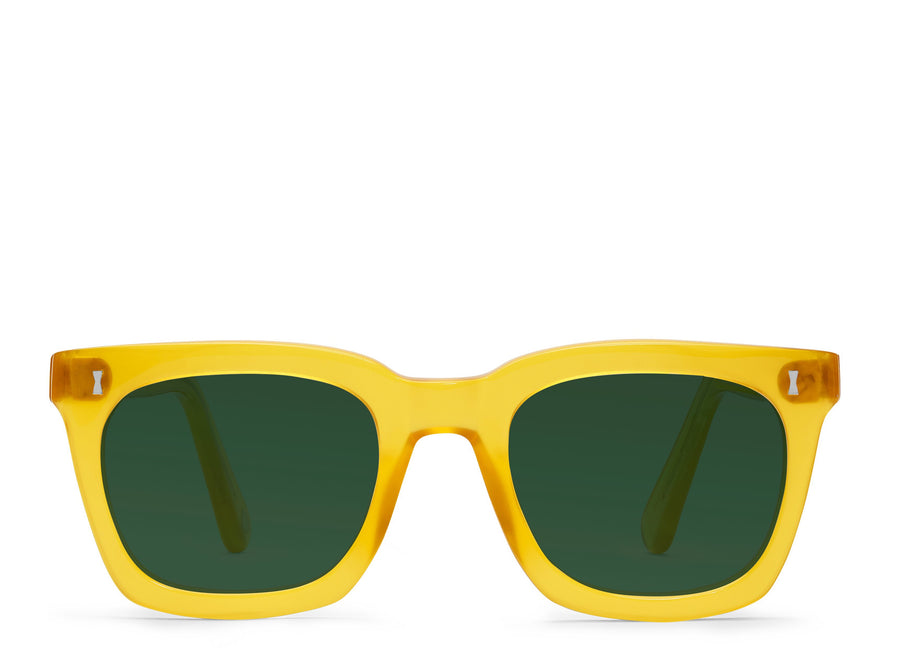Judd Honey Sunglasses