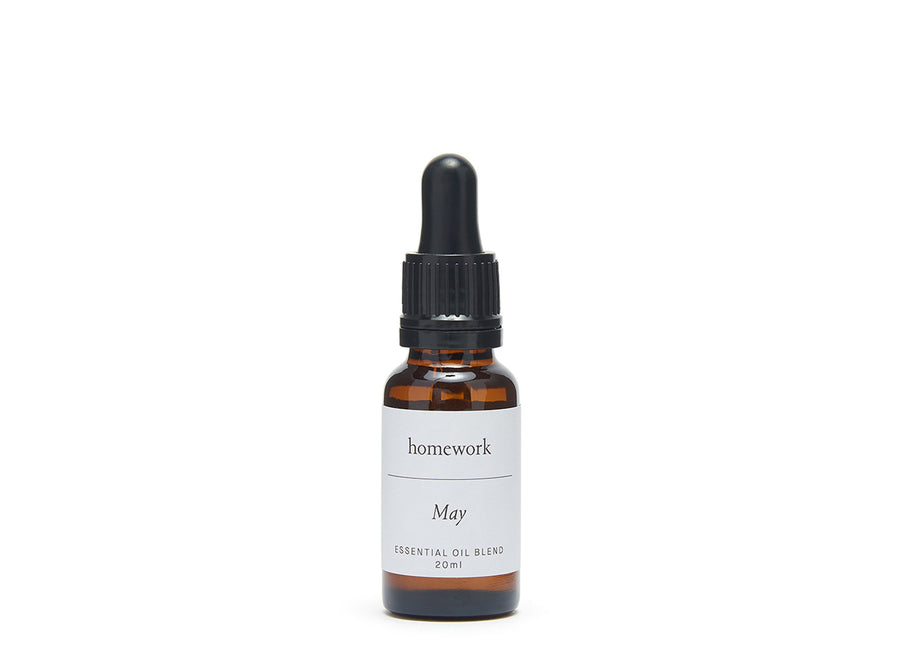 May Essential Oil Blend