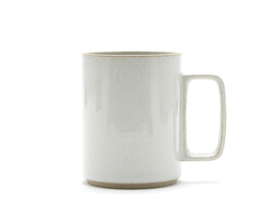 Hasami Porcelain Clear Grey Tall Mug
