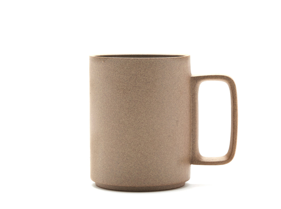 Natural Porcelain Tall Mug