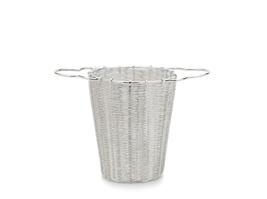 Silver Tea Basket