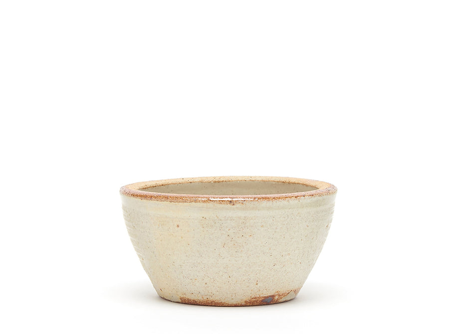 Woodfired Natural Stoneware Bowl
