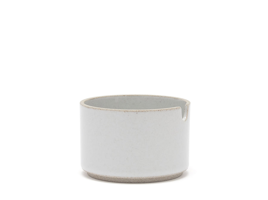 Grey Porcelain Sugar Bowl