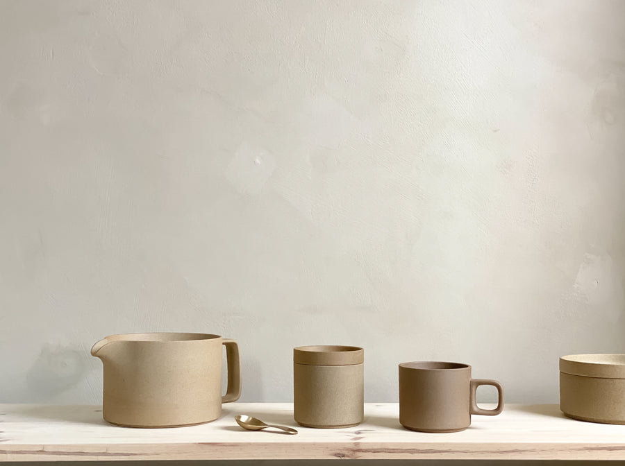 Natural Porcelain Coffee Cup