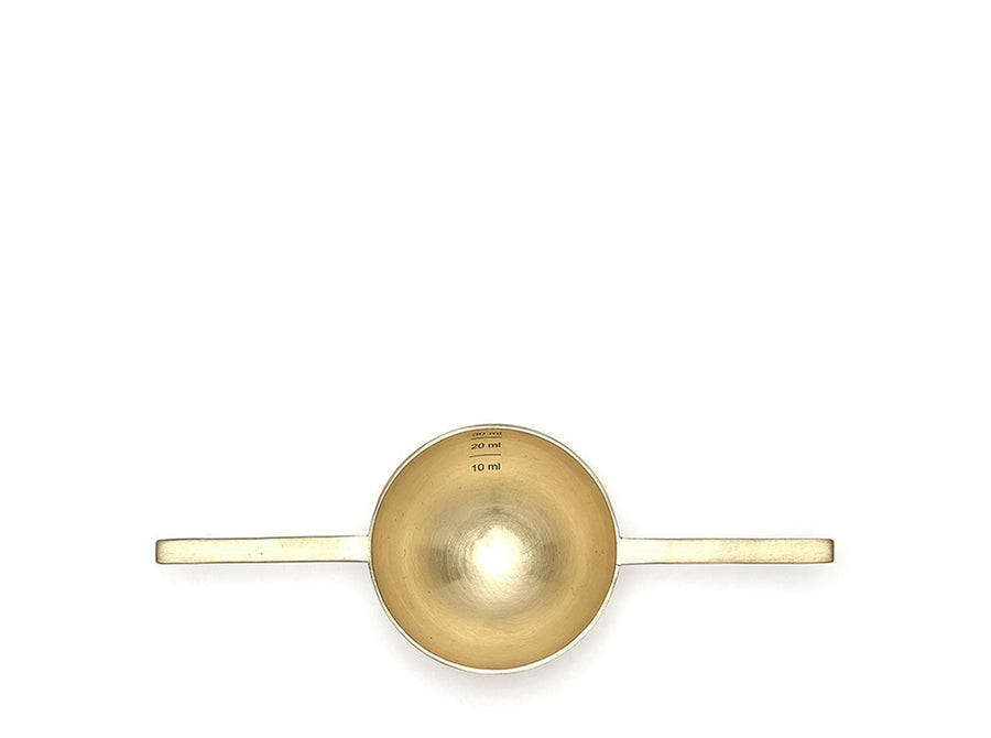Brass Tipping Measure