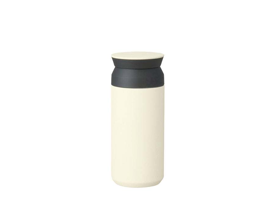 White Travel Tumbler 350ml