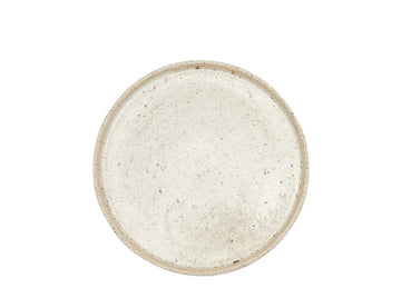 Speckle Toast Plate