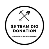 Donate $5 to an Excavating Adventures Team Dig