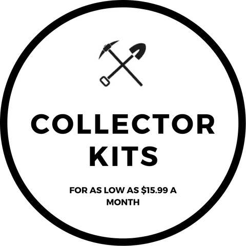 Excavating Adventures Collector Kits Subscriptions