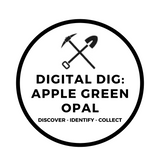 Digital Dig Apple Green Opal
