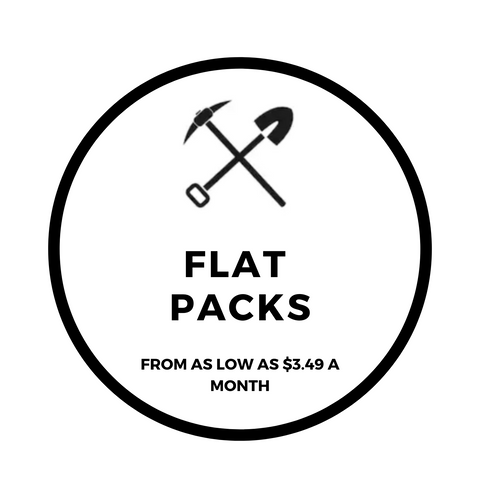 Excavating Adventures Flat Pack Subscription