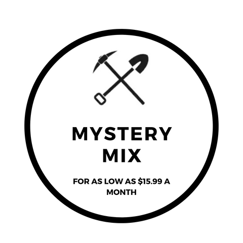 Excavating Adventures Mystery Mix Subscription