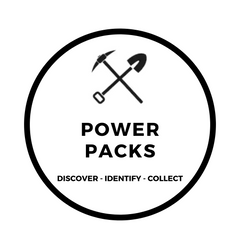 Excavating Adventures Power Packs Subscription