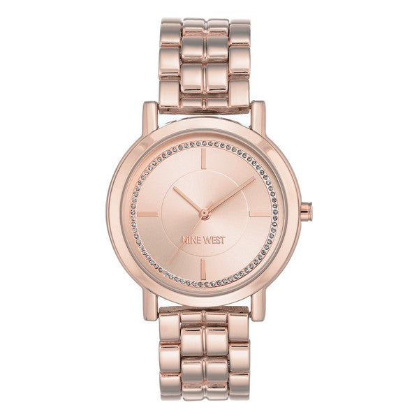 Ladies'Watch Nine West NW-1642PKRG (ø 38 mm)