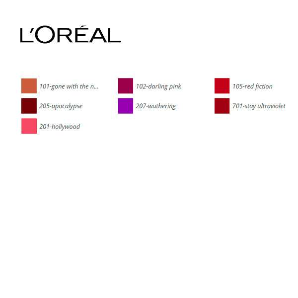 Lip Liner Infaillible L'Oreal Make Up