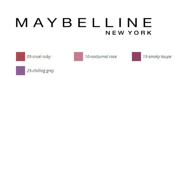 Lipstick Color Sensational Powder Maybelline