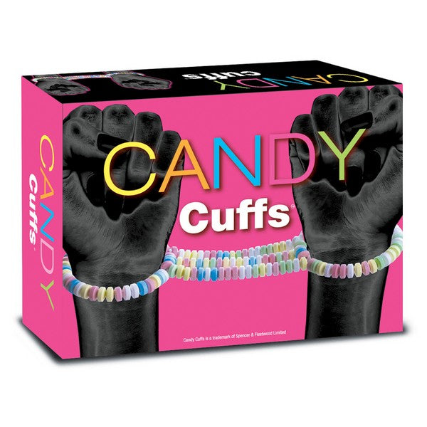 Handcuffs Sweets Spencer & Fleetwood