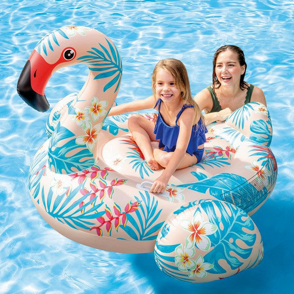 Inflatable pool figure Intex Flamingo (178 X 134 cm)
