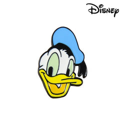 Pin Donald Disney Metal White