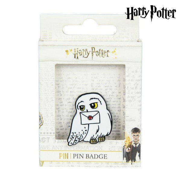Pin Harry Potter Metal White