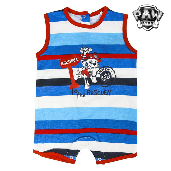 Baby's Sleeveless Romper Suit The Paw Patrol 74446