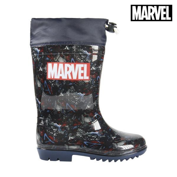 Children's Water Boots The Avengers Black