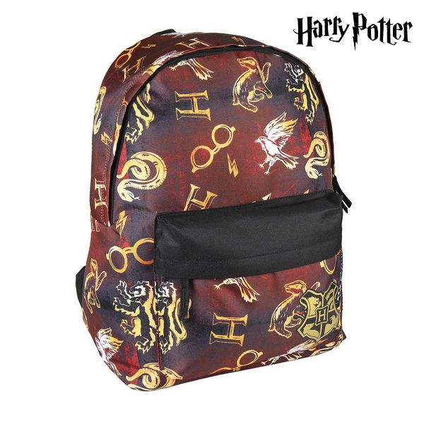 School Bag Harry Potter Burgundy