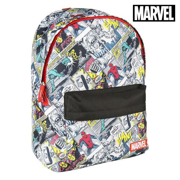Casual Backpack Marvel Multicolour