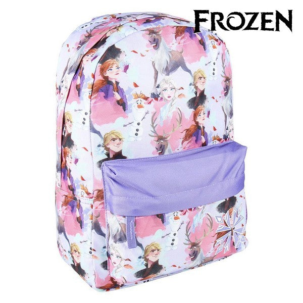 School Bag Frozen Lilac
