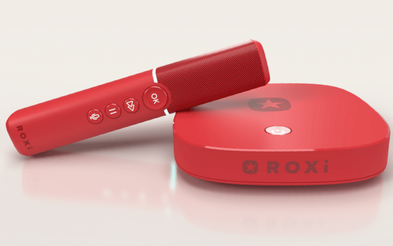 Roxi Ultimate Music system