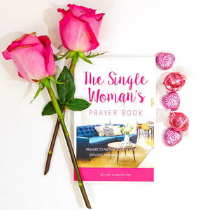 The Single Woman's Prayer Book - Autographed Paperback Edition