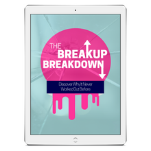 Load image into Gallery viewer, The Breakup Breakdown Digital Workbook