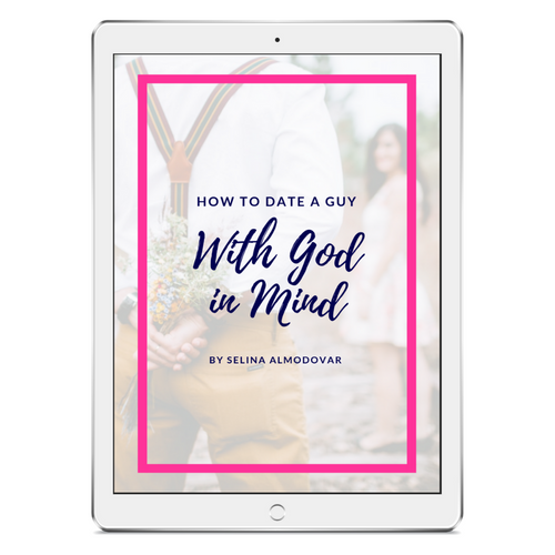 How to Date with God in Mind Digital Workbook