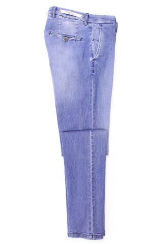Street Chino Slim - Denim