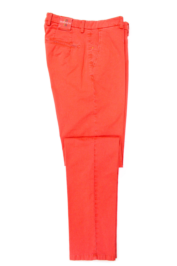 Street Chino Slim - Red