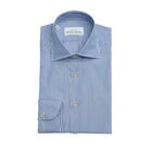 Avino dress shirt striped  / Blue