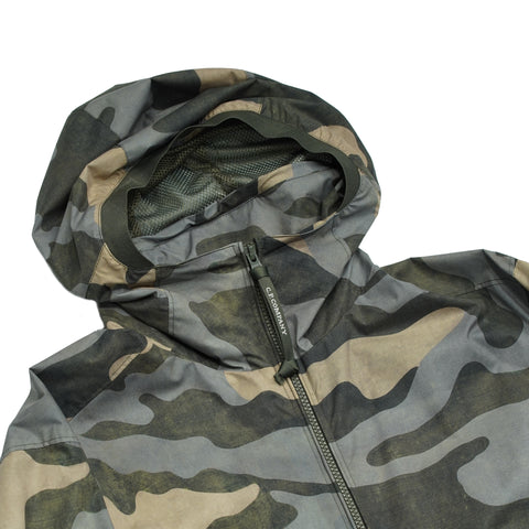 C.P. Company Hooded Camo jacket