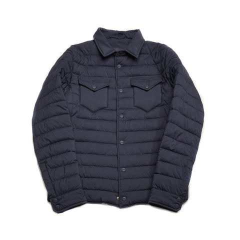 Herno In-Tech™ Overshirt / Navy