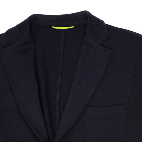 Gran Sasso Knitted Jacket / Navy