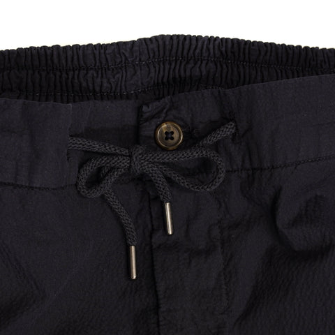 Berwich Seersucker trousers / Navy