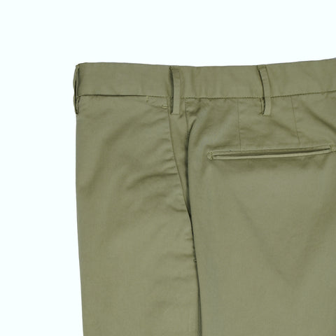 INCOTEX Royal Batavia trousers / Light Green